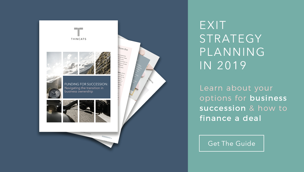 Free whitepaper - Funding for Succession and Business Exit Strategy Planning