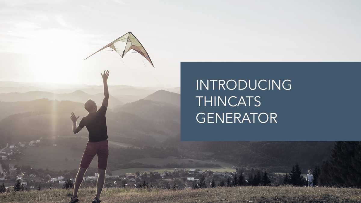 Introducing ThinCats Generator