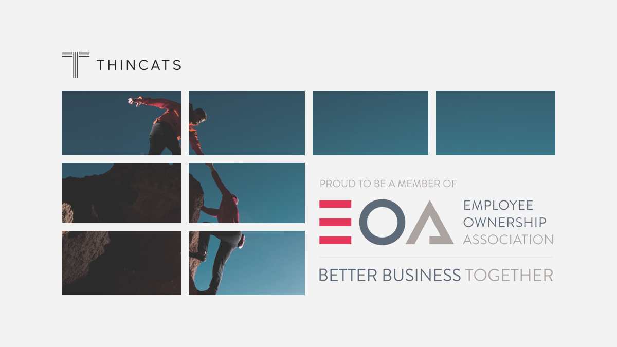 ThinCats is now a supporting member of the Employee Ownership Association